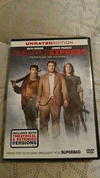 Pineapple Express DVD *Unrated Edition* San Rafael, 94903