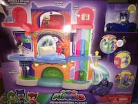 PJ Masks headquarters playset Santa Rosa, 95404