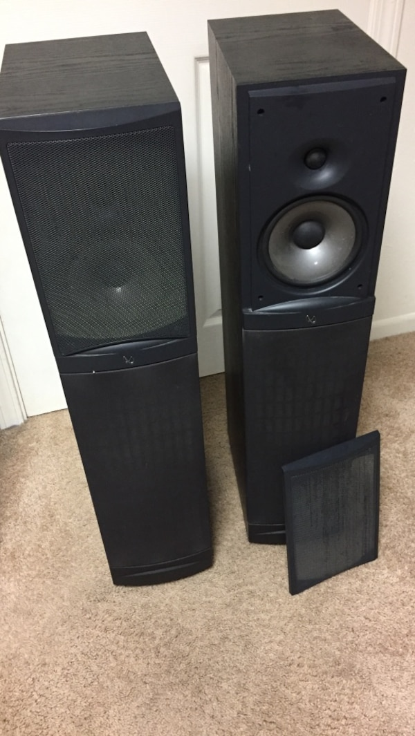 Used Infinity Rs4 Speakers Pair For Sale In Pittsburgh Letgo
