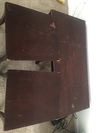 Wood coffee and end table Buford, 30518
