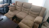 Ashley Furniture Reclining couch/sofa Staten Island, 10309