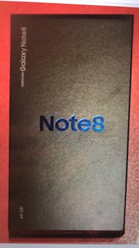 Brand new Note 8 AT&T Unlocked