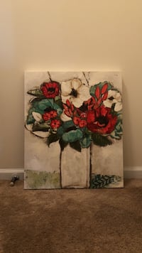 Flower Canvas