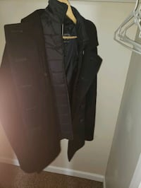 Selling shoes and winter coat