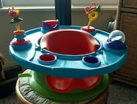 children's activity saucer Monterey, 93940