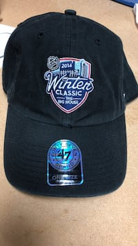 2014 Winter Classic Hat. Maple Leafs vs Red Wings. Brand new adjustable