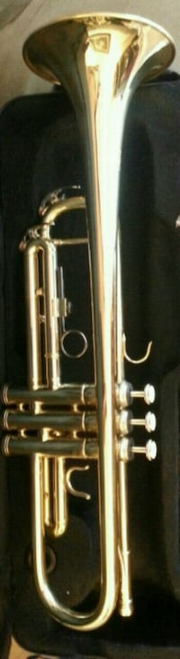 Brand new trumpet and case  Las Vegas, 89183