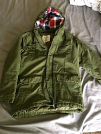 Route 66 military green jacket Camas, 98607