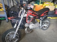 49cc dirt bike 200$ Edmonton, T6L 4X4