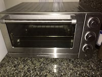 stainless steel Oster toaster oven Vancouver, V6C 3N8