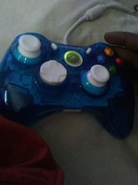 blue and white Xbox 360 controller Nashville, 37217
