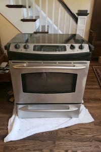 GE Electric SS stove