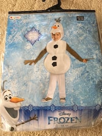 New Disney Frozen Olaf Costume! Los Angeles, 90024