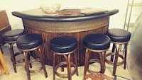 Bar set-5 stools Hagerstown, 21740
