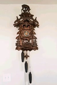 WWII ERA GERMAN CUCKOO CLOCK Newport News, 23602