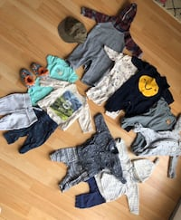 Boys size NB - 3 months clothes Waterloo, N2K 3G7