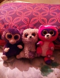 TY BEANIE BABYS 5$ for the 3 of them