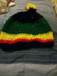 green, red, and black knit cap Tallahassee, 32310