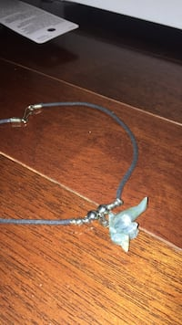 stone dolphin necklace  Vaughan, L4J 9K9