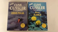Clive Clussler Bestseller Book Collection  Miami Lakes