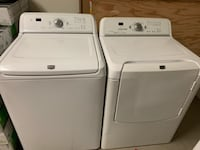 White Maytag Bravos Washer and Electric Dryer Phoenix