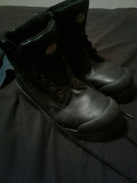 Dickies steel toed work boots