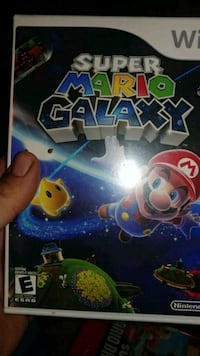 Super Mario galaxy for Wii Manassas, 20110
