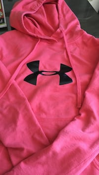 pink Under Armour pullover hoodie Barrie, L4N 5G9