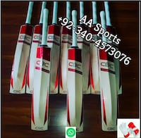 CA and Local Cricket bat Sialkot