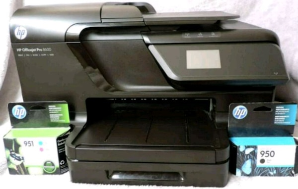 Used Hp Printer Officejet Pro 8600 For Sale In Albuquerque Letgo