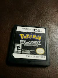 Pokemon Black DS game only