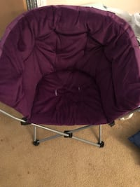 purple and black camping chair Houston, 77450