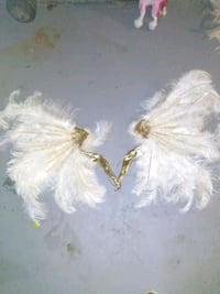 Victoria secret store prop angel wings Saratoga Springs, 12866