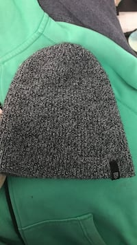 gray knitted beanie Columbus, 31907