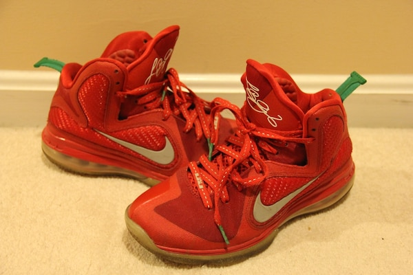 huge selection of c5308 14785 Nike Lebron 9