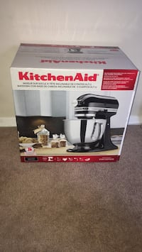 (Brand New)KitchenAid 5-Quart Tilt-Head Stand Mixer 39 km