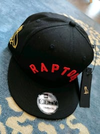 OVO x Raptors Snap back cap One Size Limited Edition Toronto, M6S 5A2