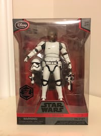 Star Wars Elite Series - FN2187 Die Cast Action Figure (Metal)