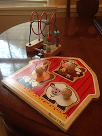 Toddler Toys SPRINGFIELD