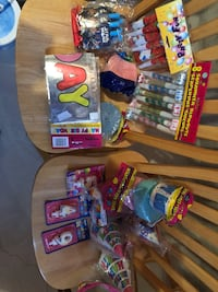 Assorted party supplies Brampton, L6P
