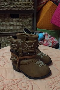 Toddler girl boots  Pearl, 39208