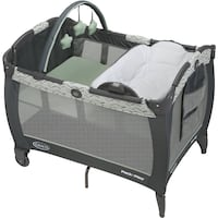 Bassinet, pack n play, and changing table   Wheat Ridge, 80002