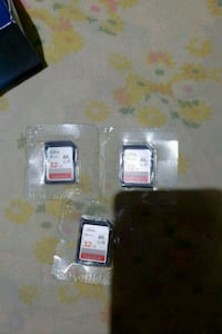 3  32 GB new memory  never used Mississauga