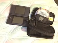 Nintendo ds lite + carry case and game Schenectady, 12304