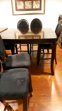 HIGH TOP TABLE AND 6 CHAIRS  Gaithersburg, 20879