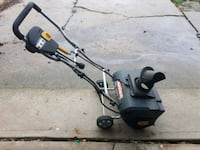 Yardworks 12a 20 inch snow thrower Vernon, V1T 4G3