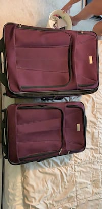 Two suitcases (see details) Baltimore, 21236
