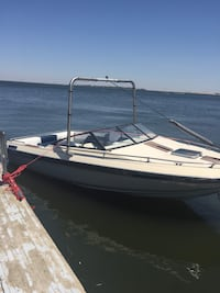 Rienell speed boat V8 GMC -OMC outdrive super fast! Los Banos, 93635