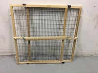 Northstates Extra-Wide Wire Mesh Petgate Toronto, M1H 3H3