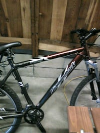 black and gray hard tail mountain bike Los Angeles, 90019